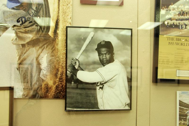 Powerful images of baseball stars who started their careers playing on the Negro League teams in Chattanooga. There were three