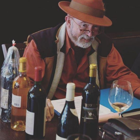 Central Coast Wine Classic founder and chairman, Archie McLaren
