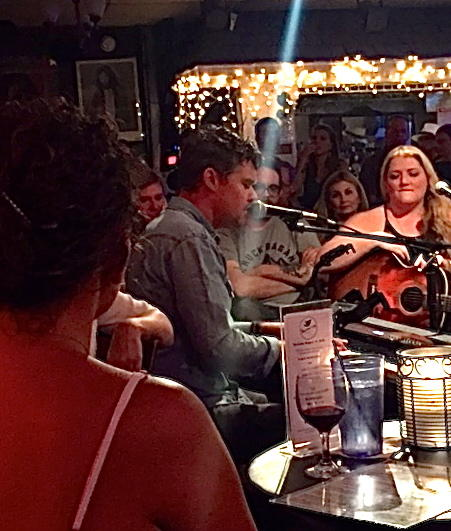 Gabe Dixon at Bluebird Cafe