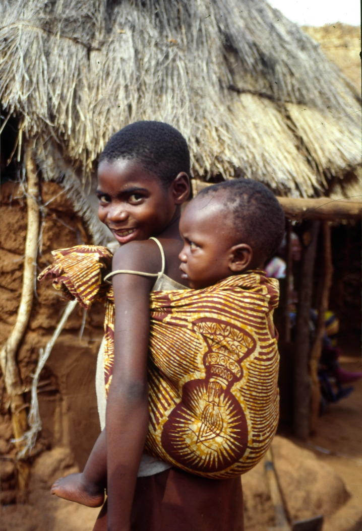 Botswanan kids