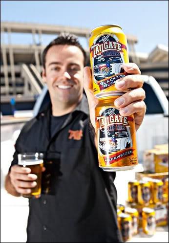 Wesley Keegan Tailgate Beer