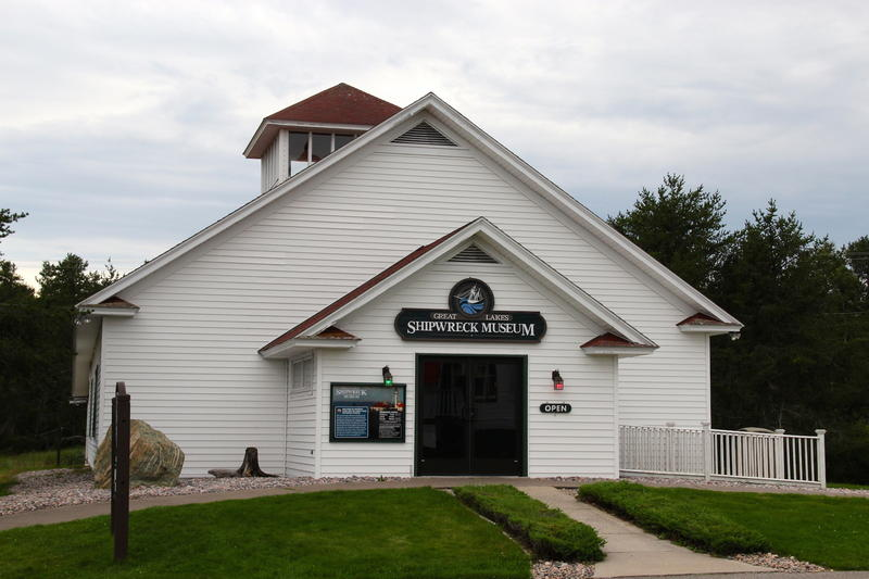 Great Lakes Shipwreck Museum at Whitefish Point, Michigan