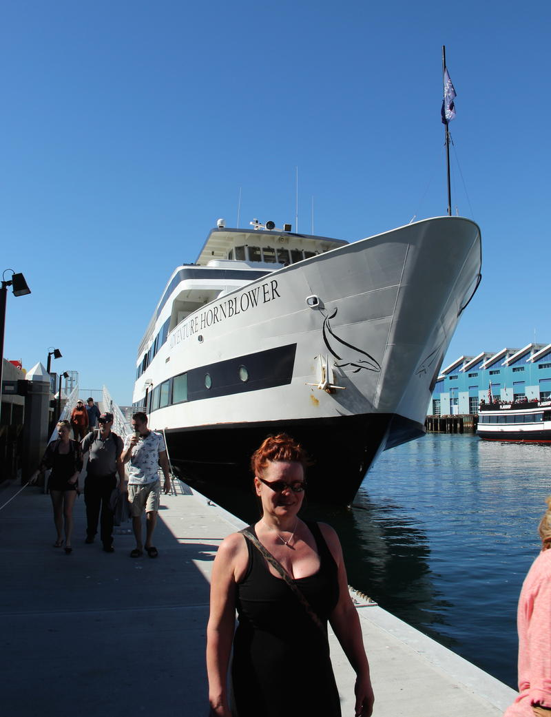 Adventure Hornblower at San Diego