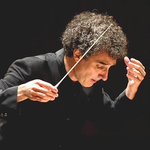 Conductor José-Luis Novo