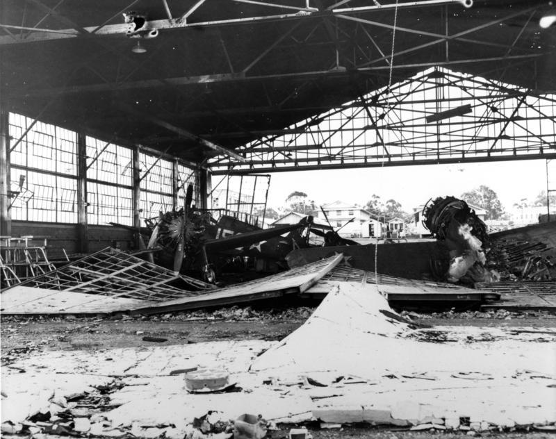Wheeler Field December 7th 1941