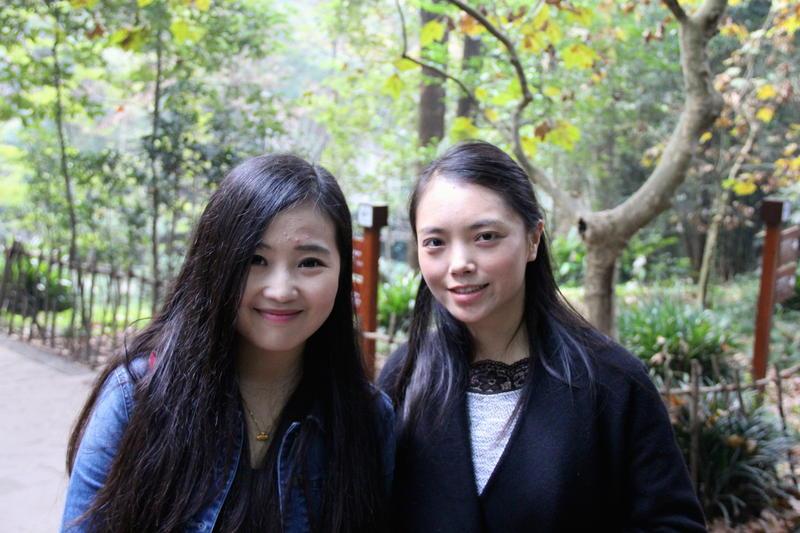 Mavis & Tiffany China tourism guides