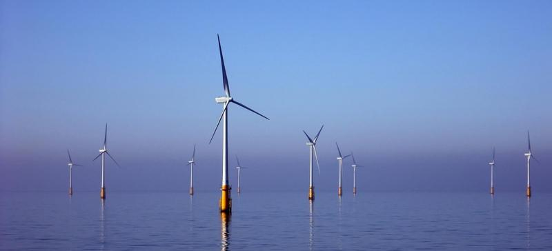 Floating wind turbines have been in use in Europe and Japan for a few years.