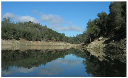 Nacimiento Reservoir