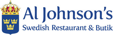 Al Johnson's Swedish Restaurant Logo
