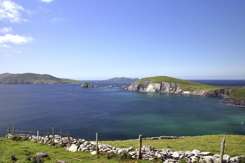 Slea Head, County Kerry along the fabled Wild Atlantic Way