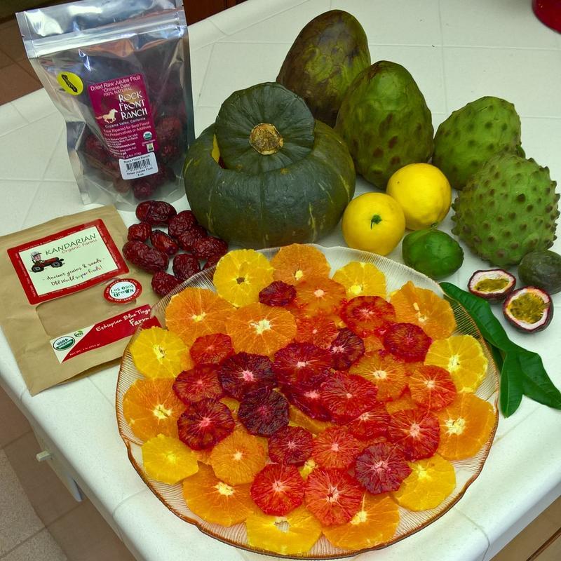 Rare Fruits
