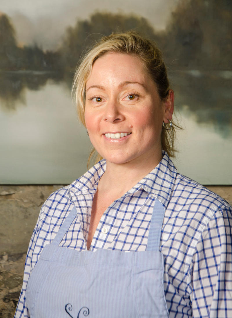 Chef Shelly Cooper