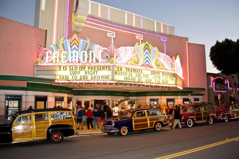Fremont Theater downtown San Luis Obispo anchor venue for 2017 SLO FILM FEST