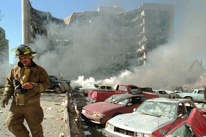 Oklahoma City Bombing April 19th 1995
