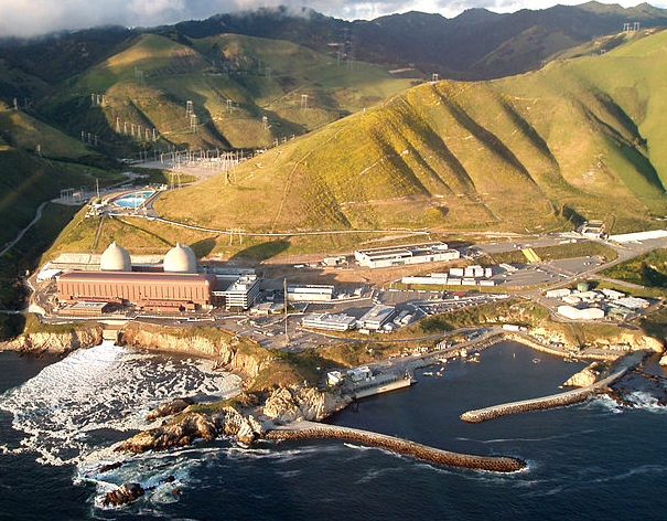 PG&E's Diablo Canyon Power Plant