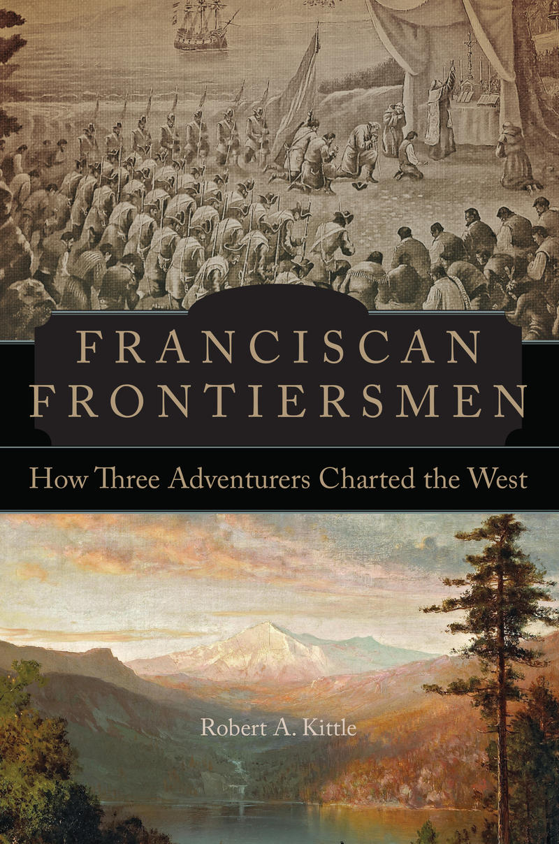 Franciscan Frontiersman book cover