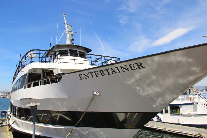 Hornblower Cruises M.V. Entertainer Marina del Ray