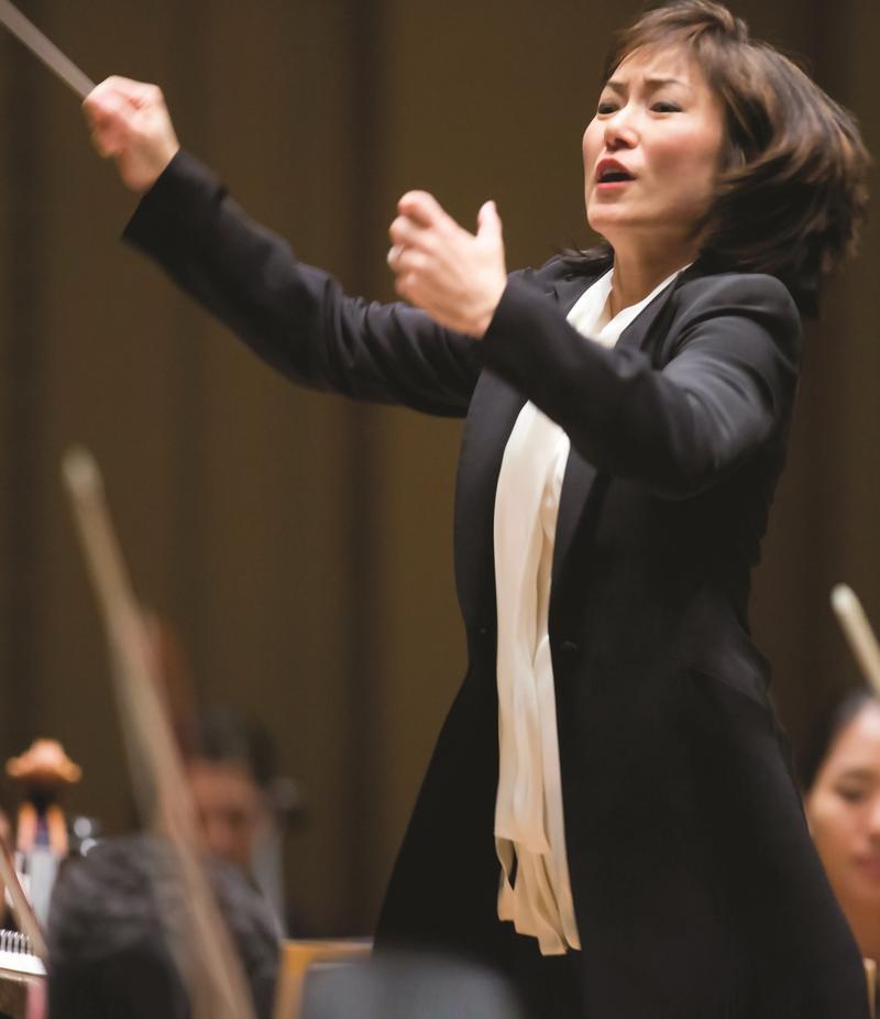 Conductor Rei Hotoda
