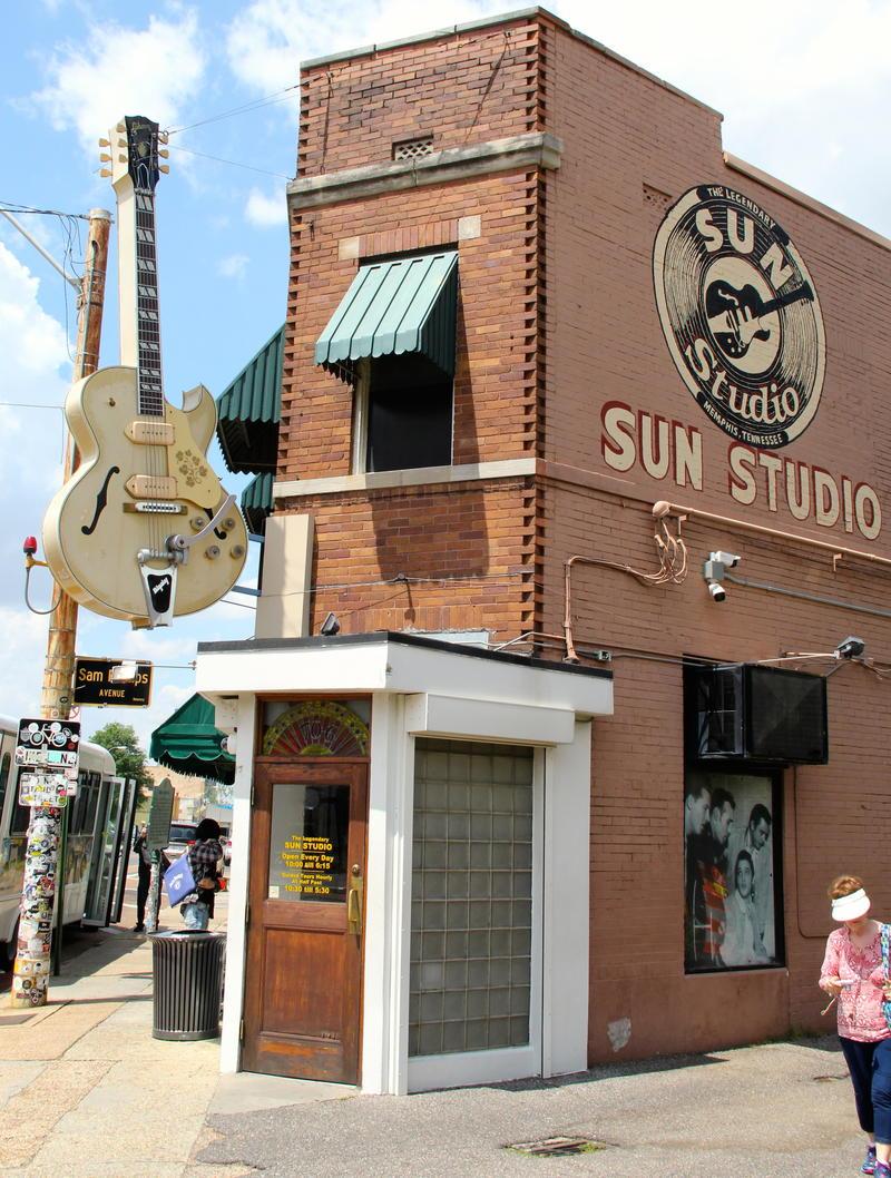 Sun Studio Memphis, Tennessee