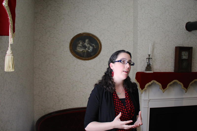 Grace Abele Site Director at Stonewall jackson House in Lexington, VA