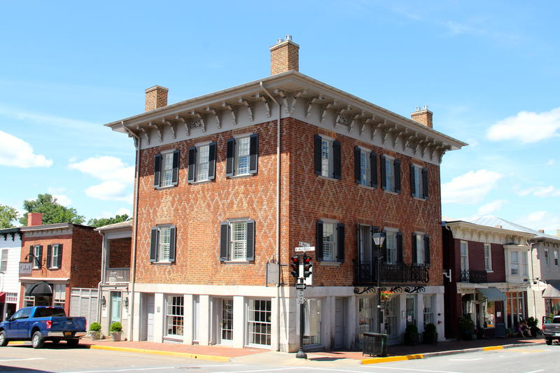One of Lexington's oldest and grandest structures