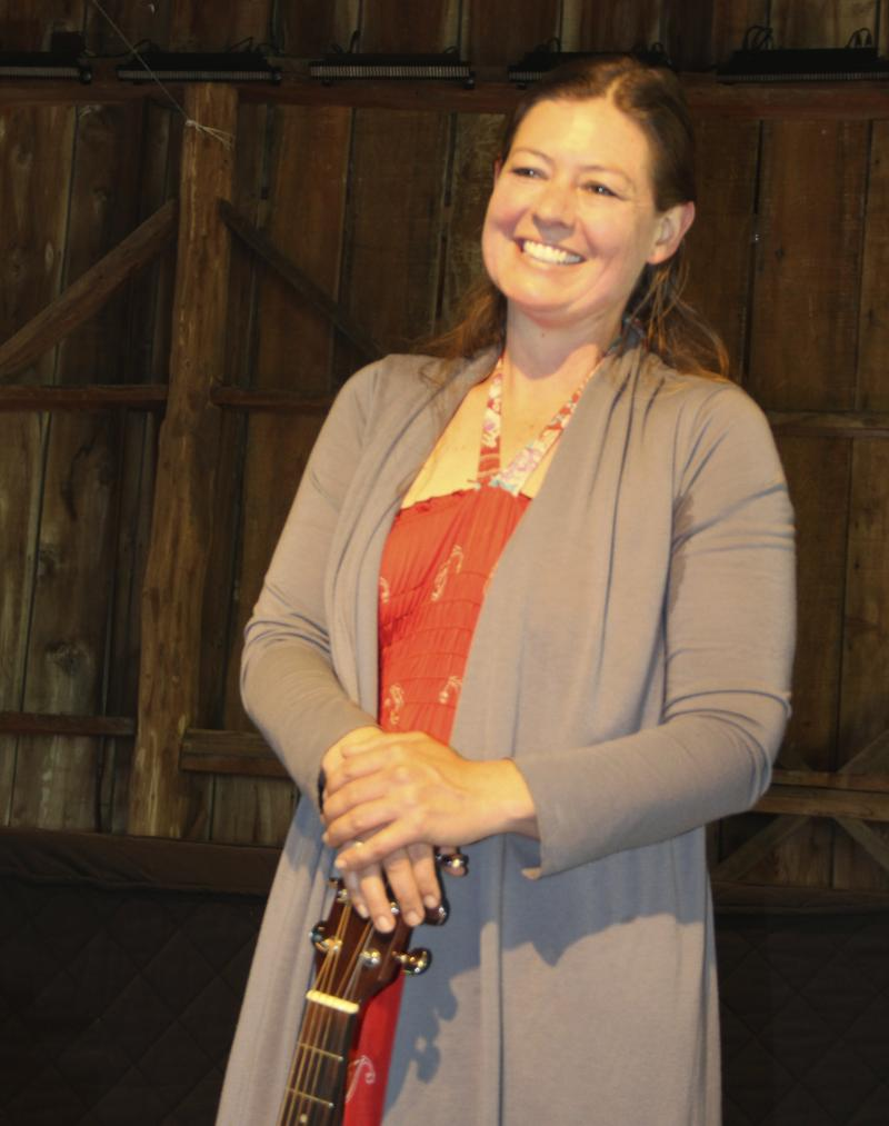 Allegheny Mountain  String Project Director, Jaime McCardle
