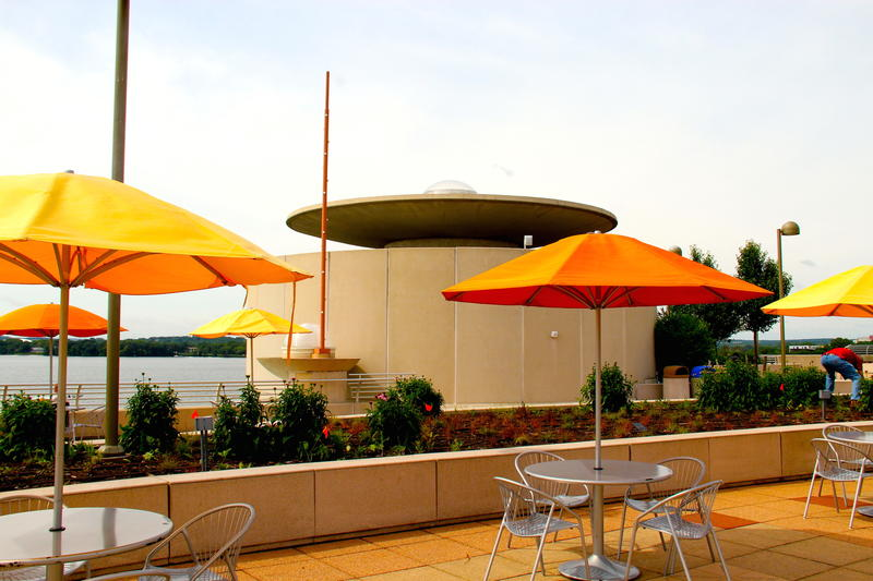 Rooftop at Monona Terrace is a destination in itself