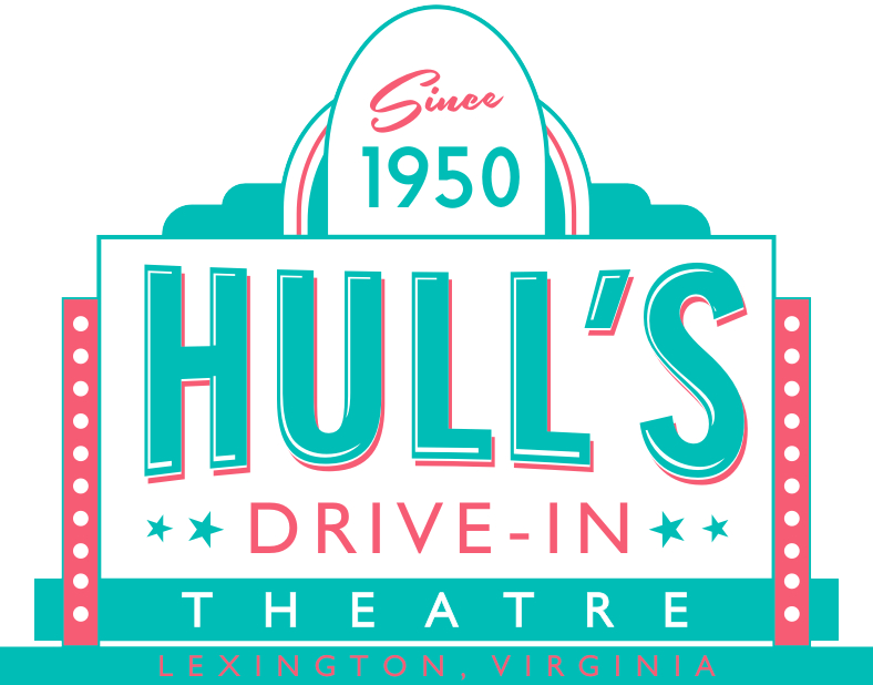 Hull's Drive-in Theatre Logo