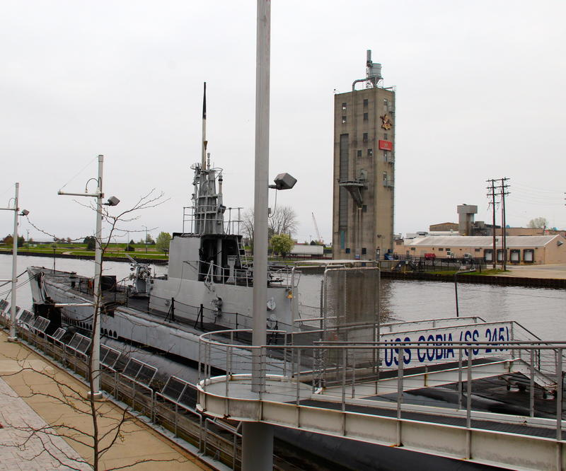 USS Cobia at Wisconsin Martime Museum