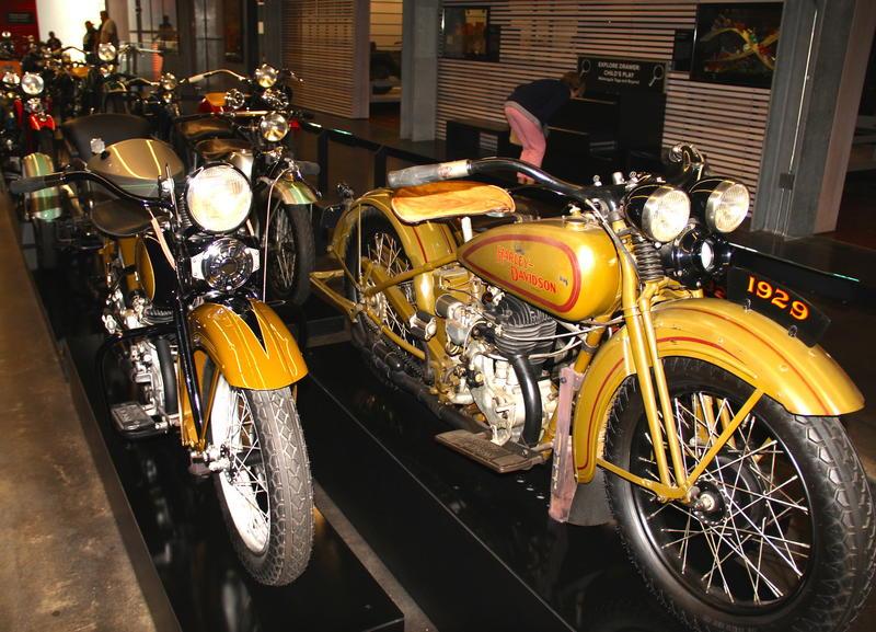 1929 Harley-Davidson