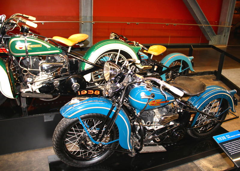 1938 Harley-Davidson