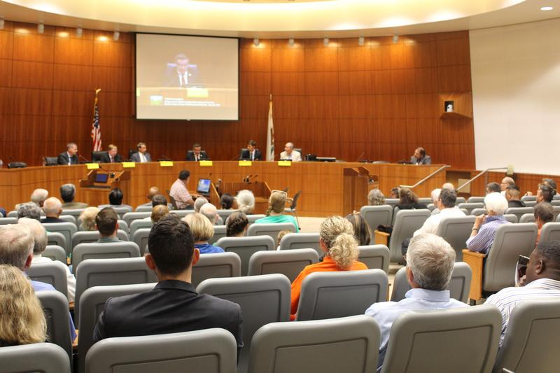 The Aug. 29 town hall in San Luis Obispo featured PG&E and Nuclear Regulatory Commission officials.