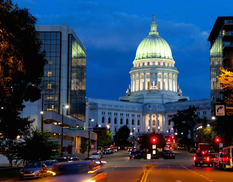 Wisconsin is home to one of America's most beautiful state capitals
