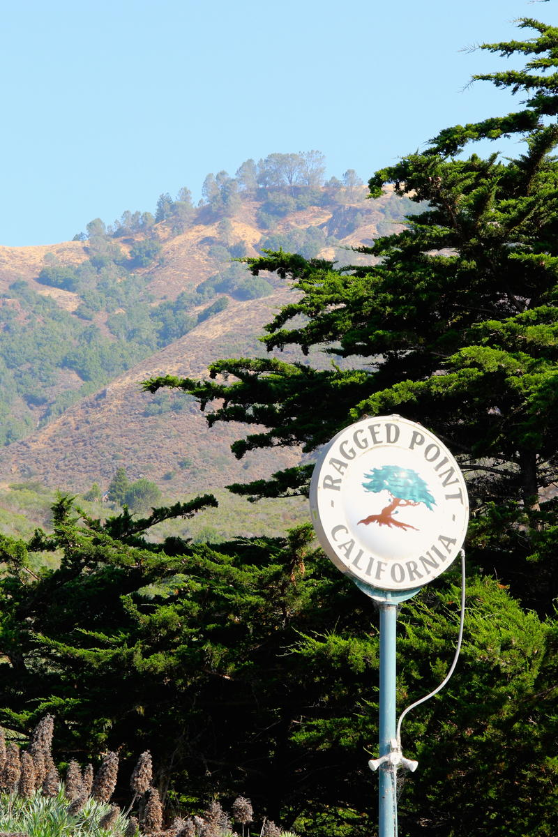 Iconic Ragged Point sign has pointed the way for decades