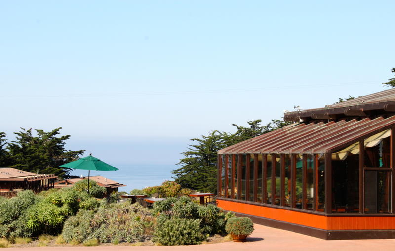 Ragged Point Inn and Resort restaurant