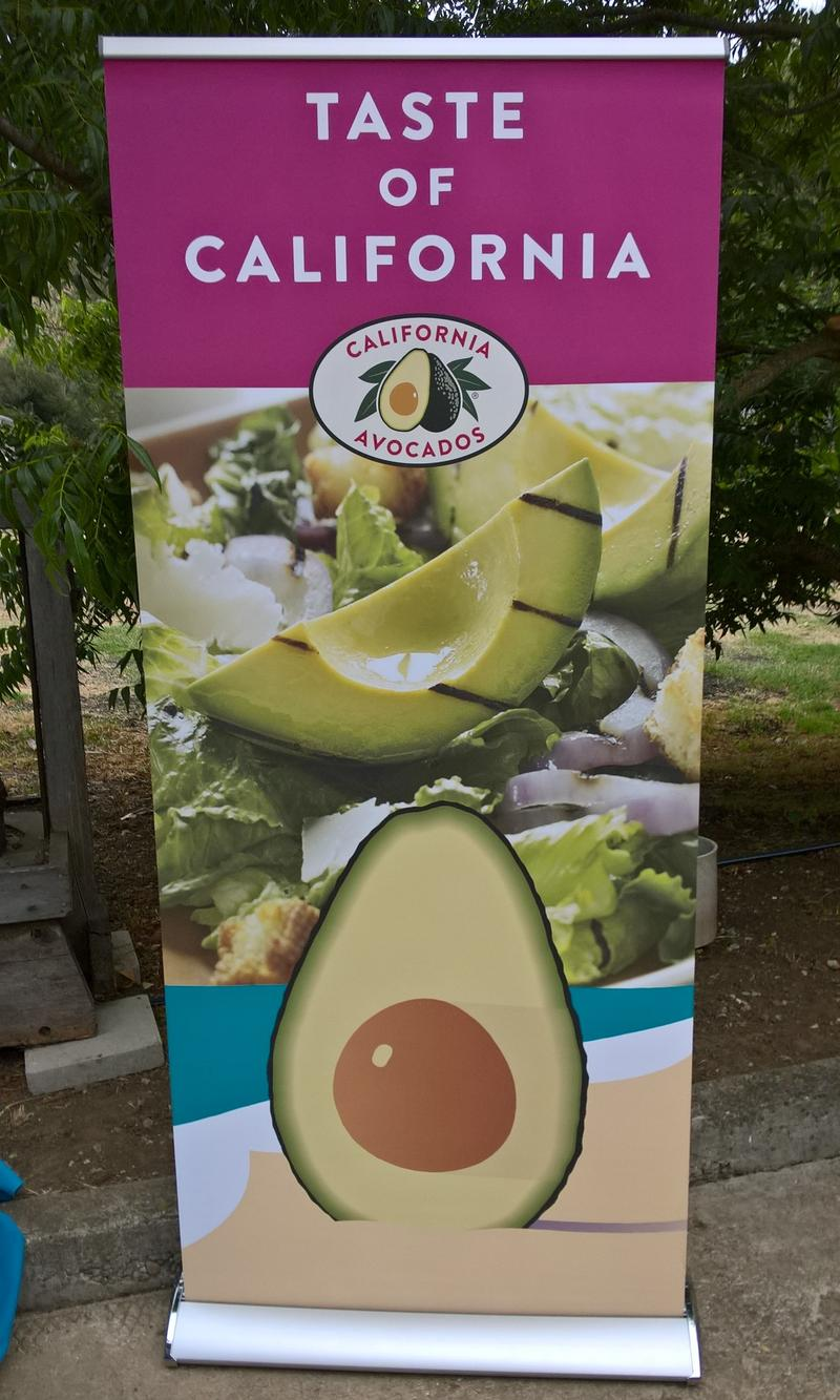 California Avocados on show!!!