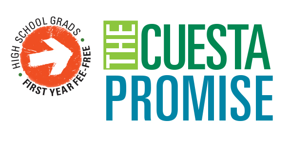 All SLO County high school graduates are eligible for the Cuesta Promise - a free first year.