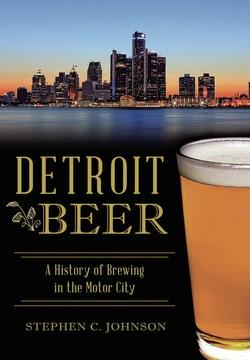 Detroit Beer book cover