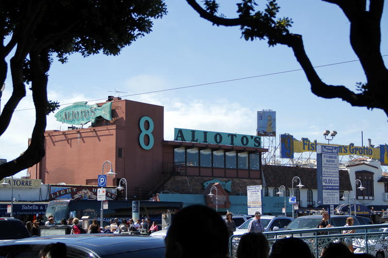Alioto's a longtime favorite at Fisherman's Wharf in San Francisco