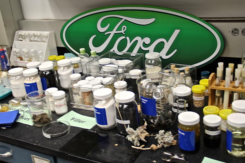 Ford Research lab