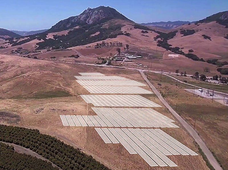 Cal Poly's new solar farm is expected to save the university about $17 million over the next two decades.