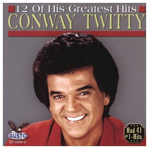 Conway Twitty album cover