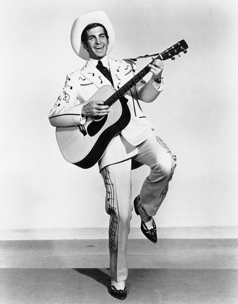 Promo photo for George Hamilton's performance in the 1964 Hollywood Movie, Your Cheatin' Heart