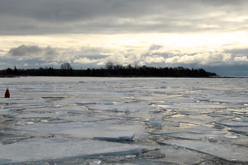 January journey to Washington Island, Wisconsin