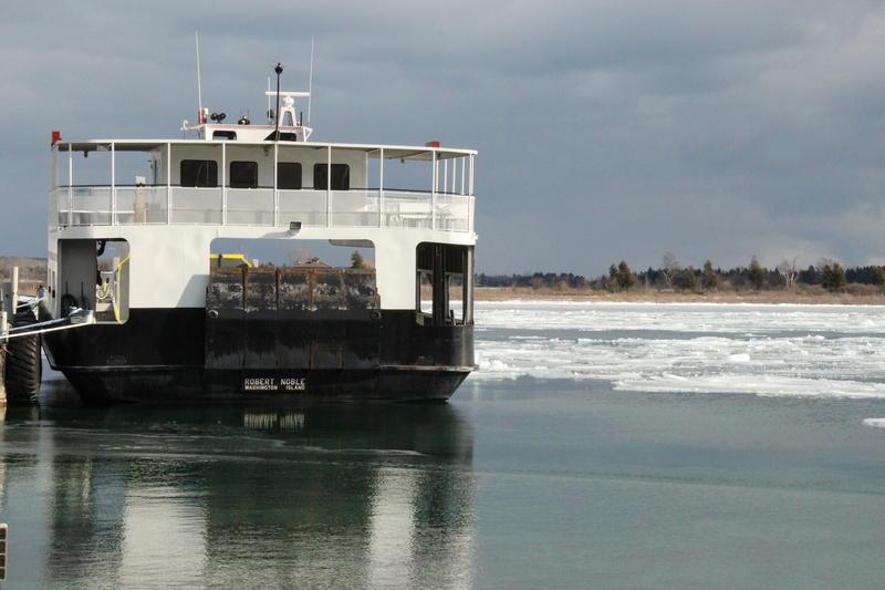 Washington Island Ferry MV Robert Noble