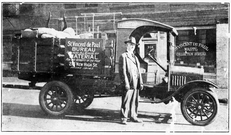 Saint Vincent de Paul has been an integral part of Los Angeles for more than a century