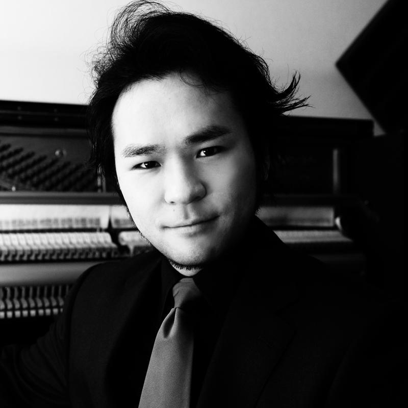 The Japanese composer and musician Mutsuhito Ogino.