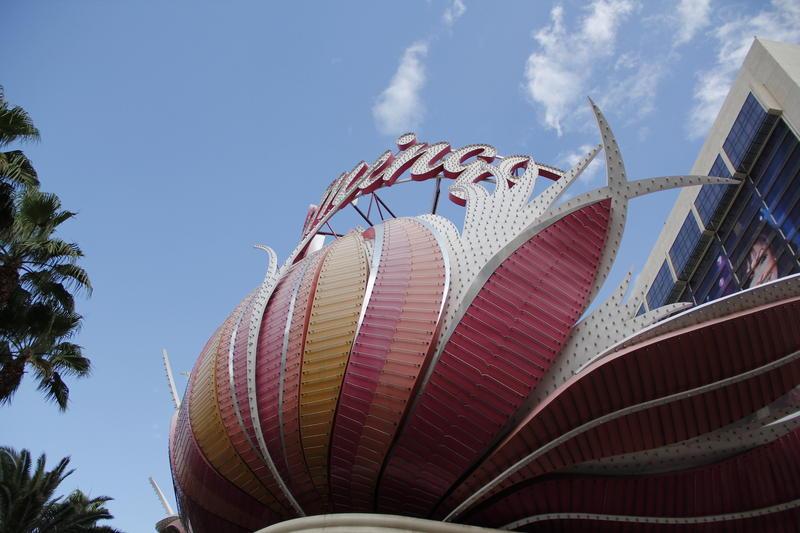 The iconic Flamingo another longtime Vegas icon