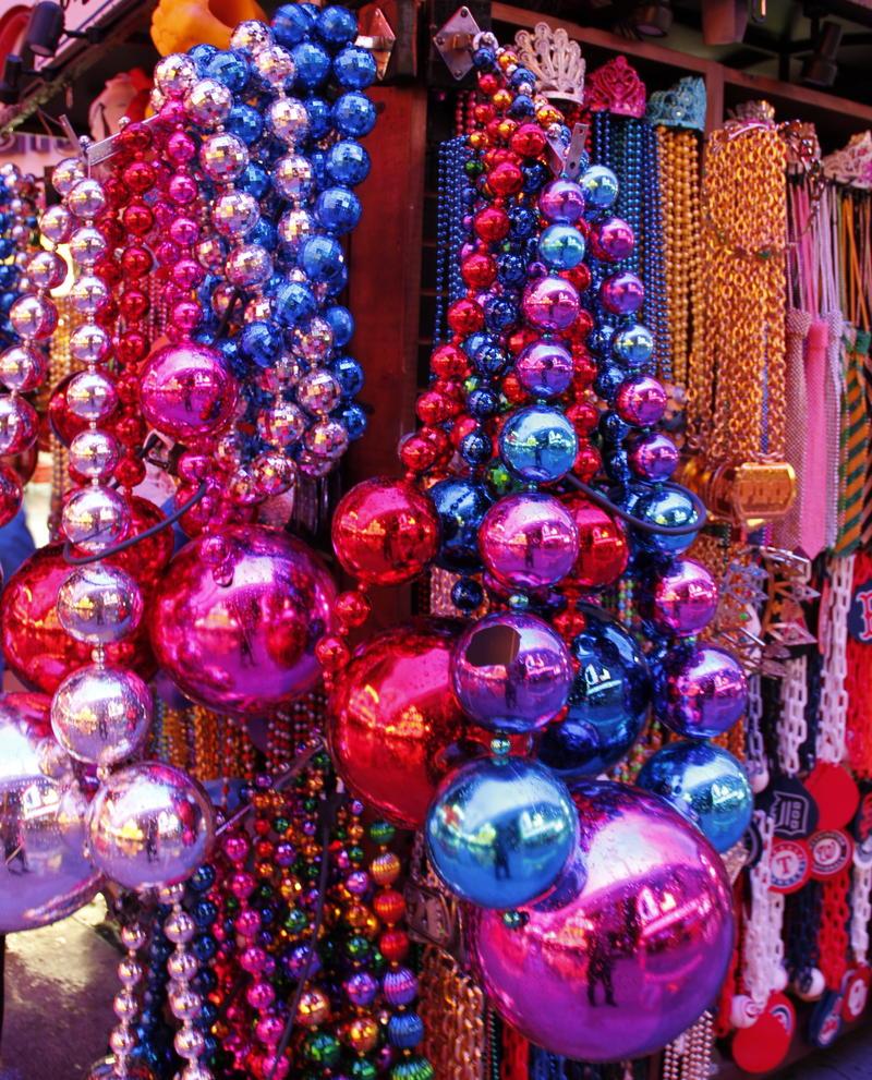 Las Vegas glitter balls