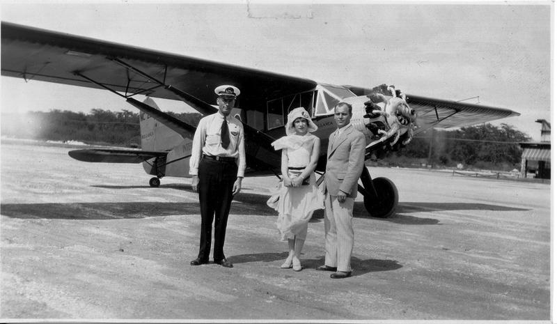 1929 Bellanca one of Hawaiian Airlines first aircraft